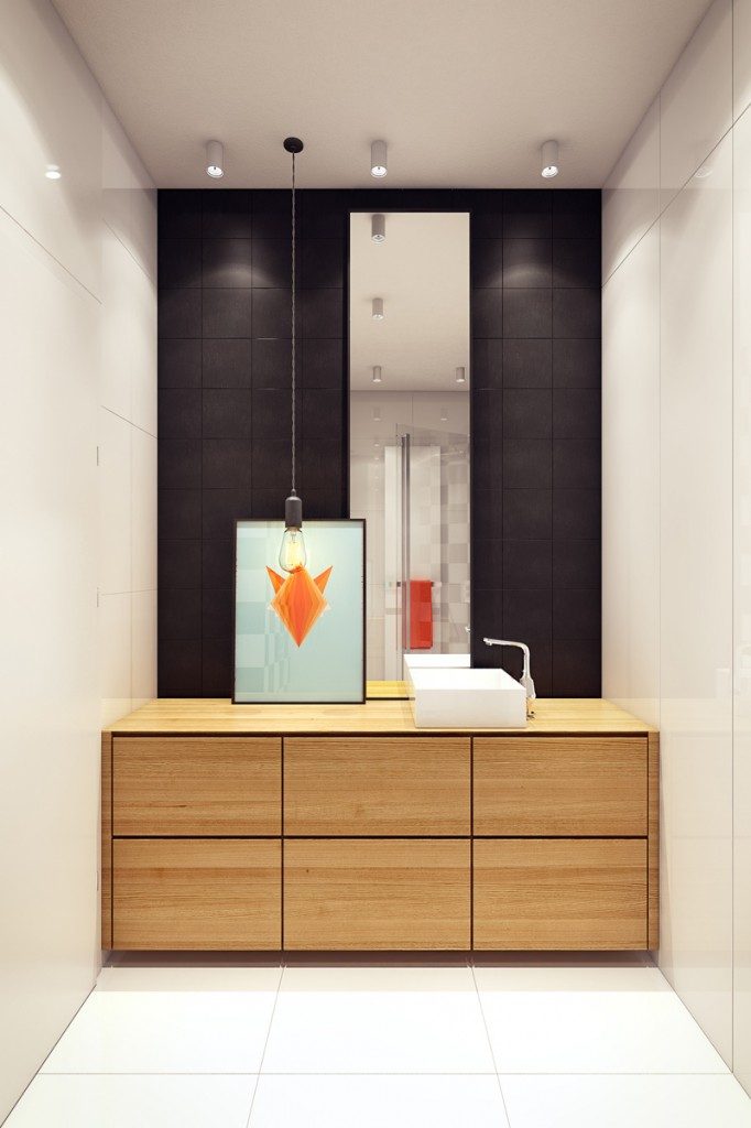 quirky contemporary apartment interior design (6)