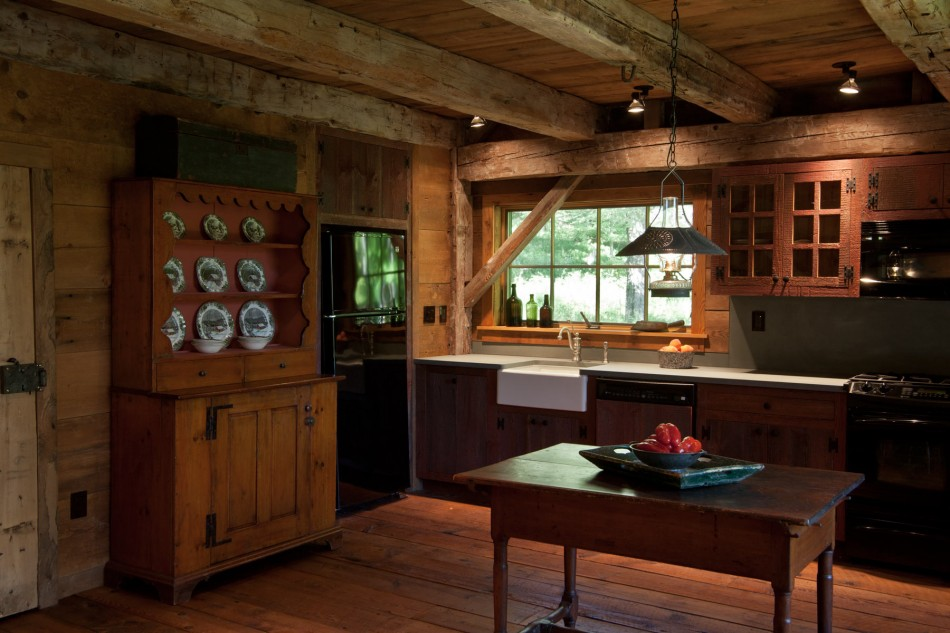 renovated barn house built in 1820s (4)
