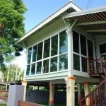 บ้านไทยประยุกต์ทรงใต้ถุน เรียบง่ายร่วมสมัย ในแบบที่เป็นเอกลักษณ์