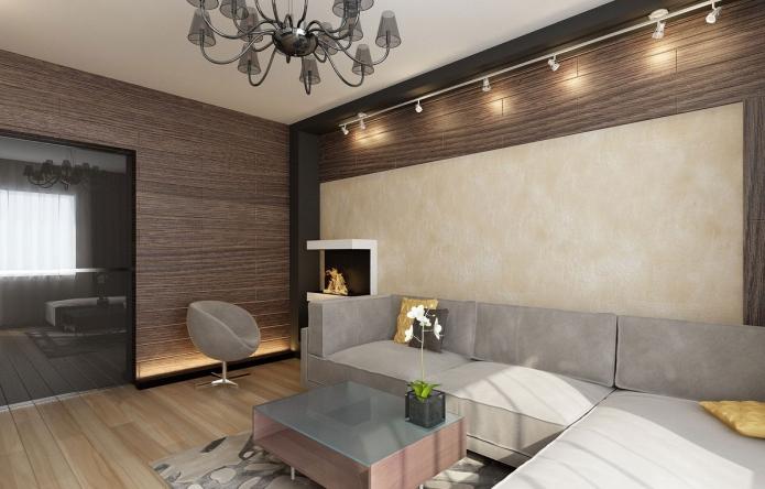 15 Living room interior designs in beige tone (11)