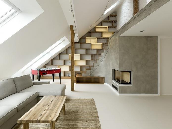 15 Living room interior designs in beige tone (7)