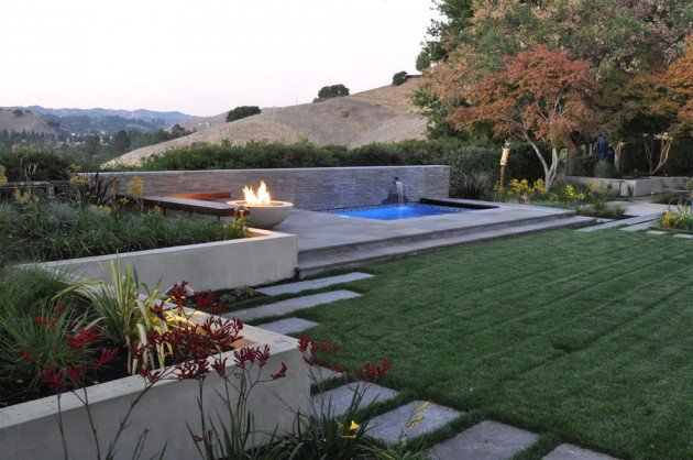 16-Captivating-Modern-Landscape-Designs-For-A-Modern-Backyard-10-630x418