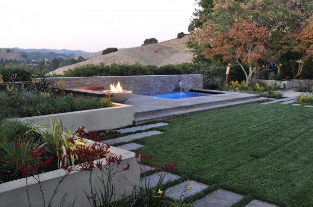 16-Captivating-Modern-Landscape-Designs-For-A-Modern-Backyard-10-630x418