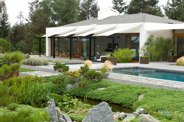 16-Captivating-Modern-Landscape-Designs-For-A-Modern-Backyard-11-630x418