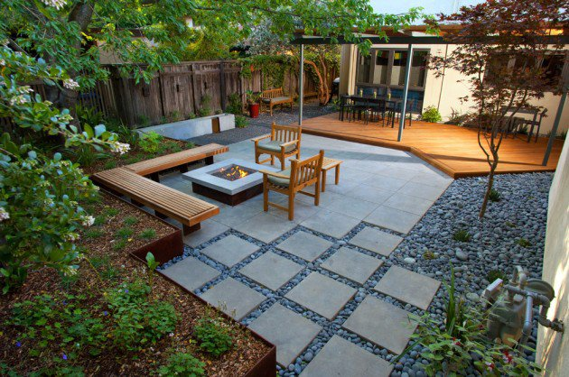 16-Captivating-Modern-Landscape-Designs-For-A-Modern-Backyard-5-630x418