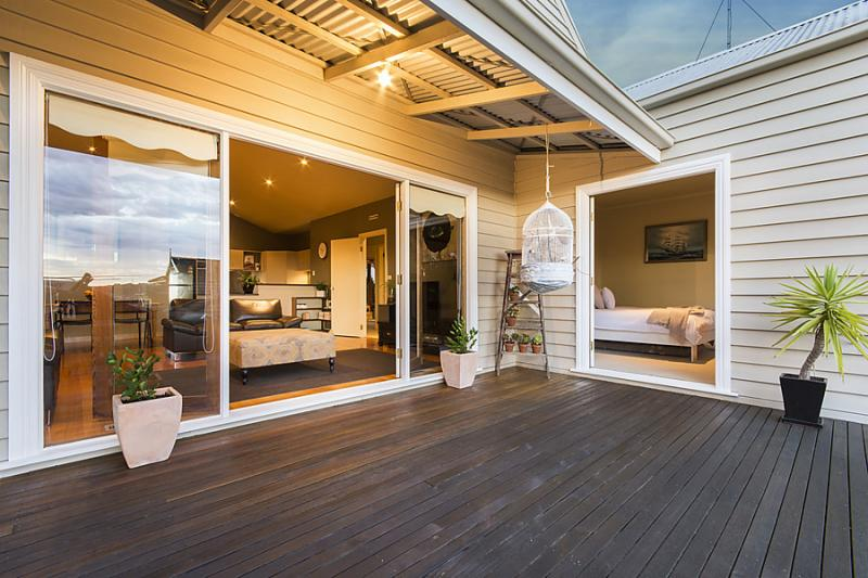2 bedroom charming natural ambiance house  (2)