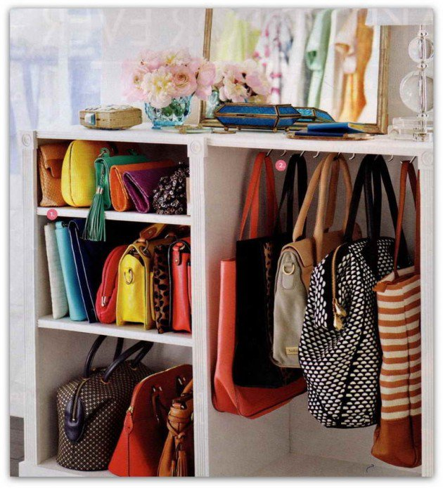 22 life changing storage ideas for small rooms (15)