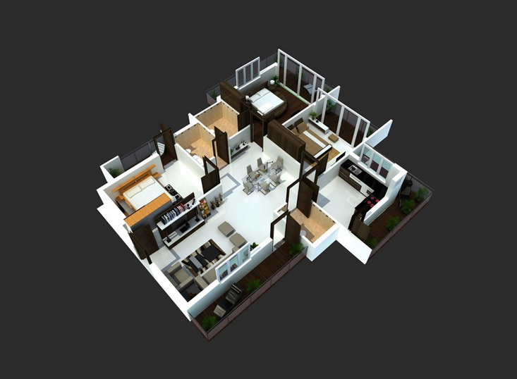 25-more-3-bedroom-3d-floor-plans (13)