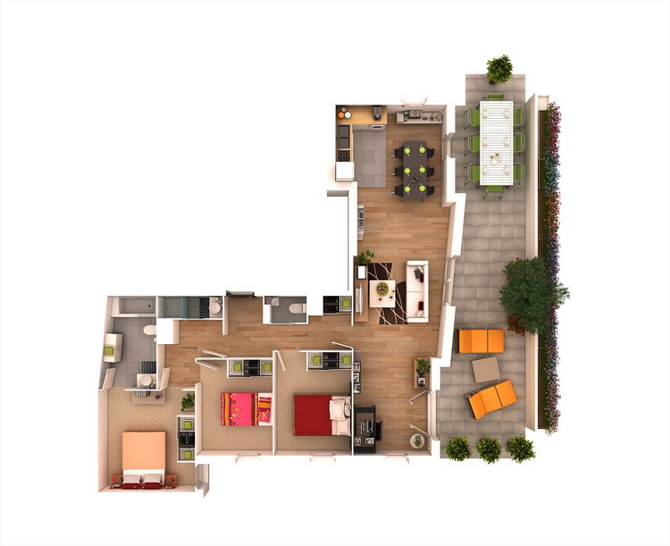 25-more-3-bedroom-3d-floor-plans (25)