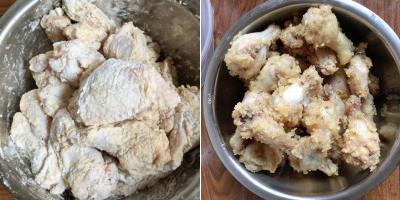 Korean fried chicken recipe (12)