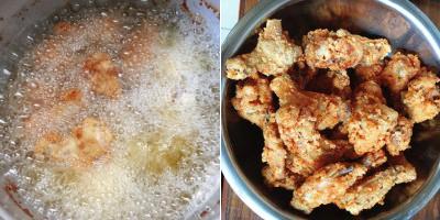 Korean fried chicken recipe (13)