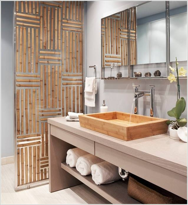 decorate house with bamboo (3)