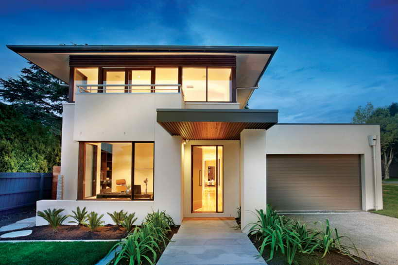 elegant modern 2 storied house (1)