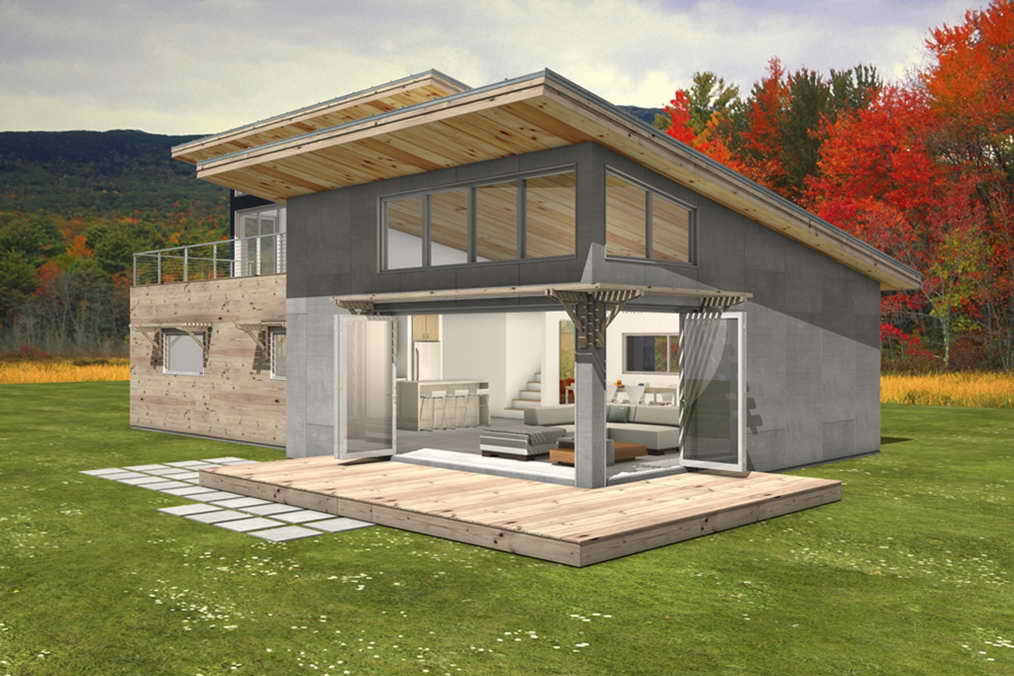 modern concrete house (1)