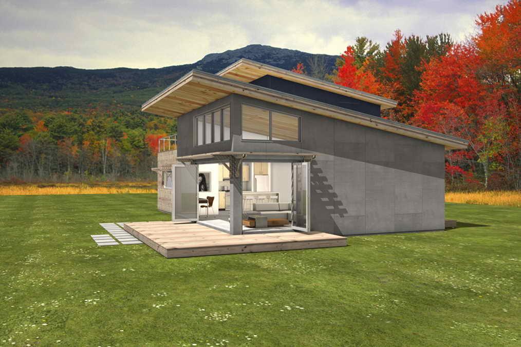 modern concrete house (2)
