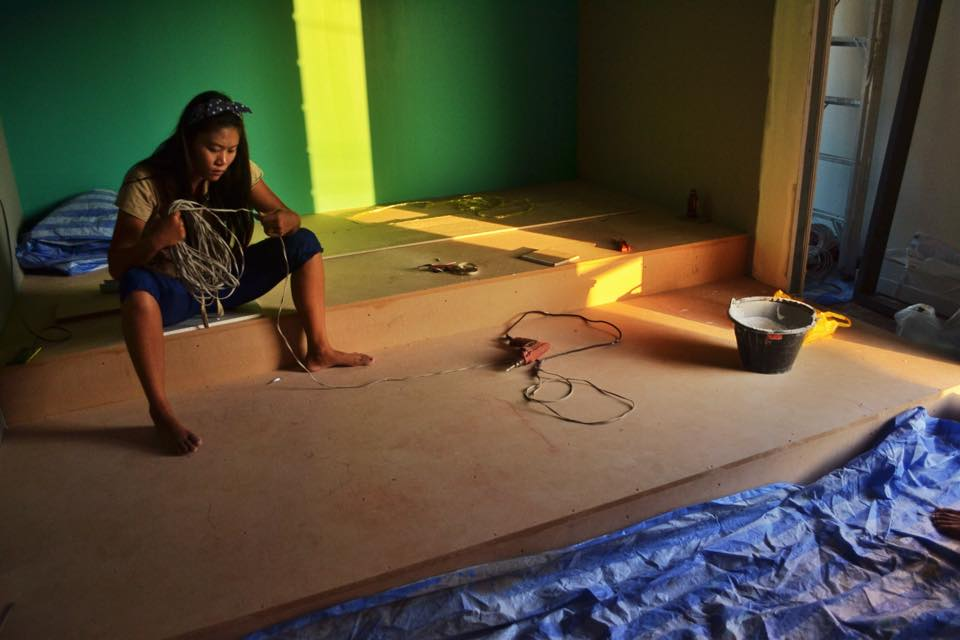 remodel home to semi-theater studio  (16)