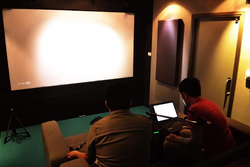 remodel home to semi-theater studio  (25)