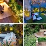 สวนสวยชั้นดาดฟ้า สร้างความเป็นธรรมชาติสำหรับบ้านกลางเมืองและคอนโดมิเนียม