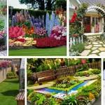 16 ไอเดียแต่งสวนด้วยดอกไม้สวย สร้างบรรยากาศธรรมชาติอันแสนสดใส