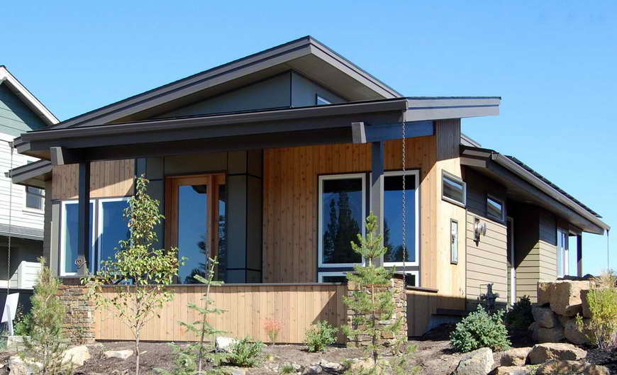 1floor modern natural decorating house (10)