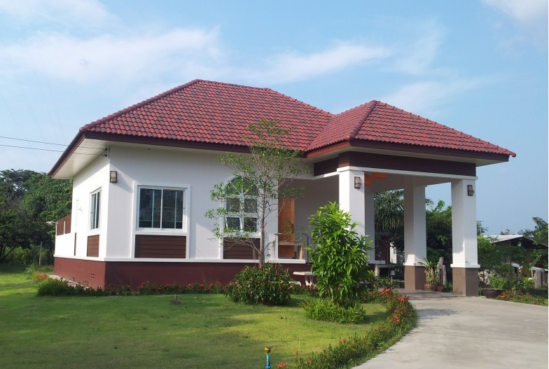 2 bedroom panyaroof contemporary house (1)