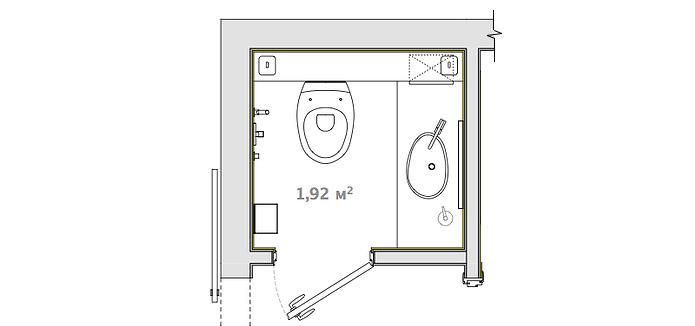 2 sq mts earth tone restroom (18)