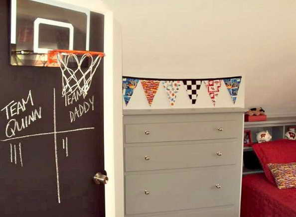 20 basketball theme bedroom ideas (19)