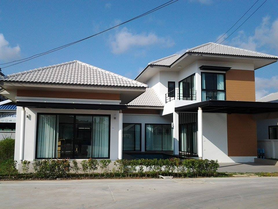 single modern 3 bedroom house (1)