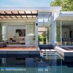 บ้านโมเดิร์นทรอปิคอล เต็มอิ่มกับบรรยากาศพักผ่อน ด้วยสระว่ายน้ำในตัว