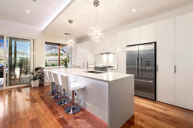 1 floor 4 bedroom contemporary hybrid house (3)