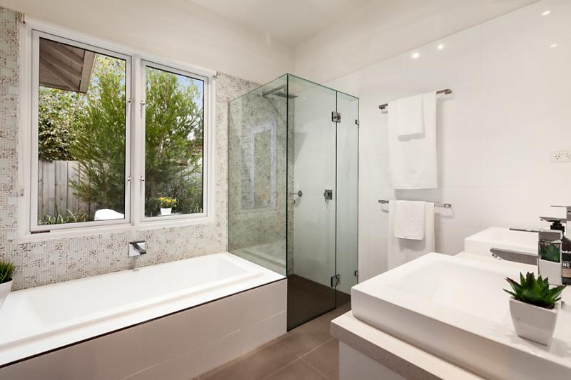 1 floor 4 bedroom contemporary hybrid house (6)
