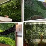 15 ไอเดียผนังสไตล์ธรรมชาติ สร้างความมีชีวิตชีวาให้พื้นที่ในบ้าน