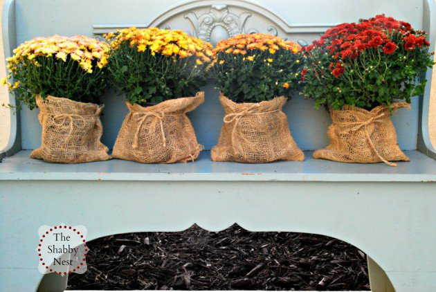 17 burlap decoration idea for interior (10)