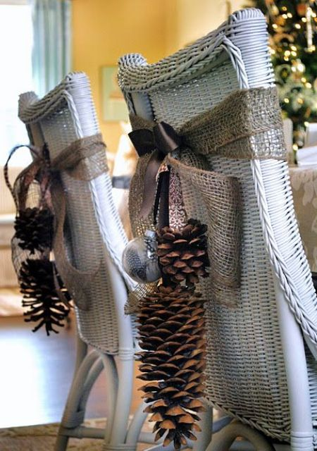 17 burlap decoration idea for interior (3)