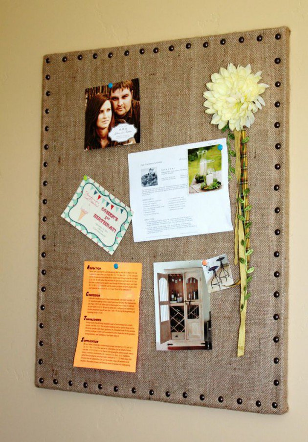 17 burlap decoration idea for interior (7)