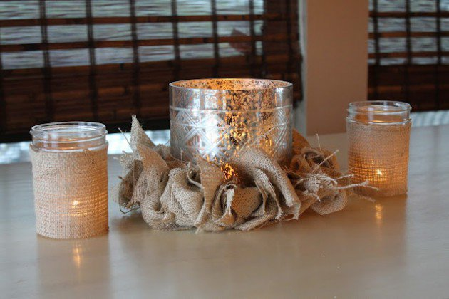 17 burlap decoration idea for interior (9)