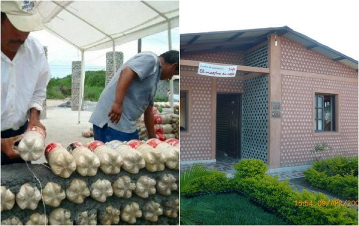 amazing house builded from over 8000 plastic bottles (1)