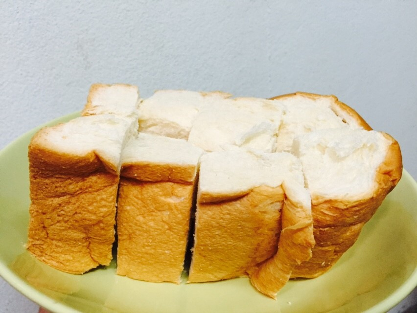 honey toast without oven recipe (2)