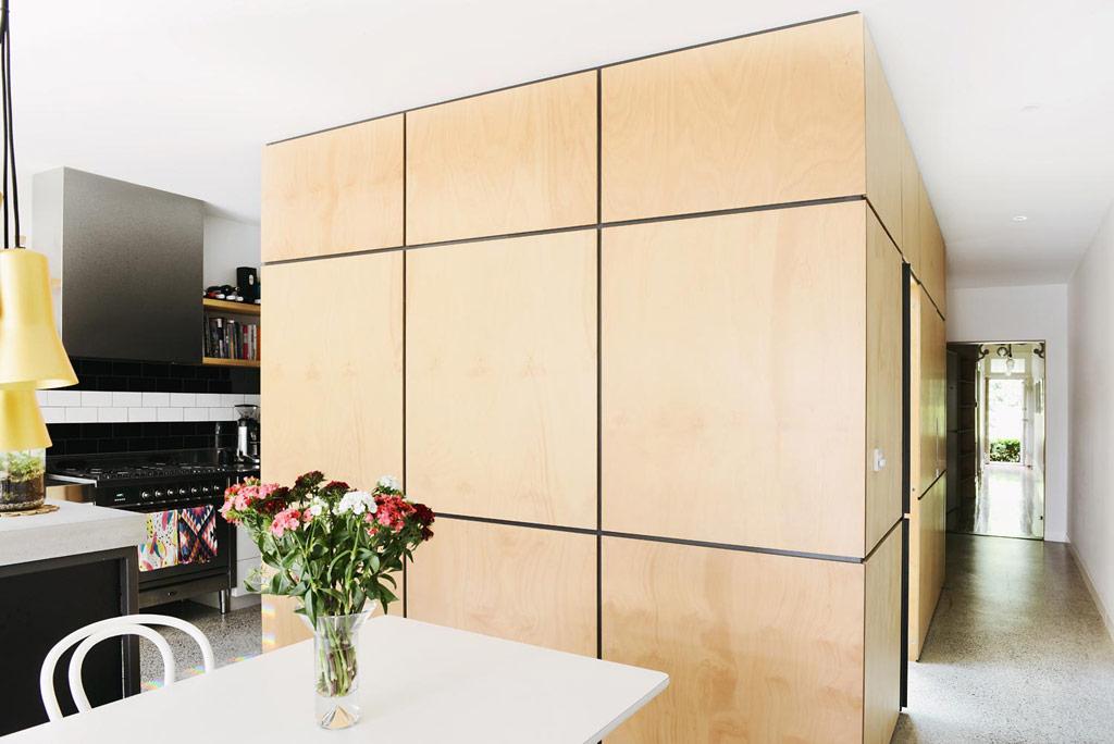 modern one floor narrow facade house (5)