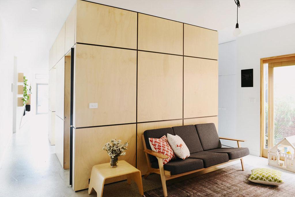 modern one floor narrow facade house (6)