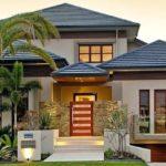 บ้านสวยสไตล์โมเดิร์นทรอปิคอล ดีไซน์สวยทันสมัย เติมเต็มความฝันให้กับชีวิตครอบครัว