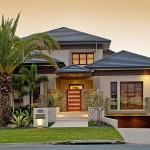 บ้านสวยสไตล์โมเดิร์น – โทรปิคอล เติมเต็มความฝันให้กับชีวิตครอบครัว