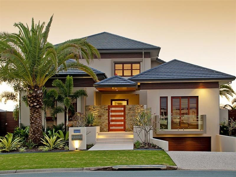 pefect modern tropical house for fulfilled family life (1)