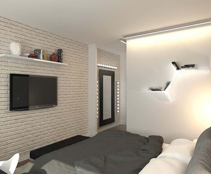 white warm contempt 48 sq mts apartment (7)