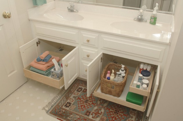 19 effective bathroom storage ideas (12)