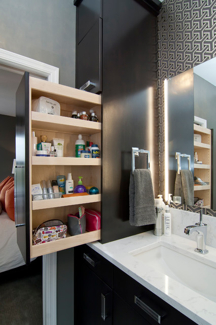 19 effective bathroom storage ideas (4)