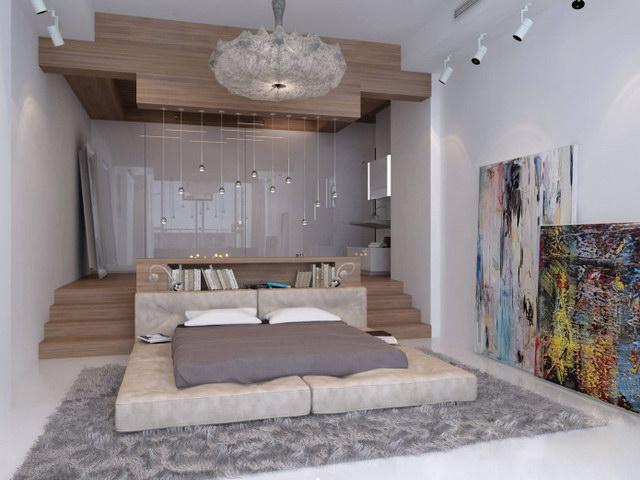 22 beige bedroom ideas to maximize coziness (11)
