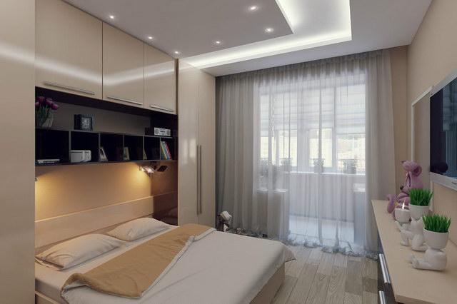 22 beige bedroom ideas to maximize coziness (18)