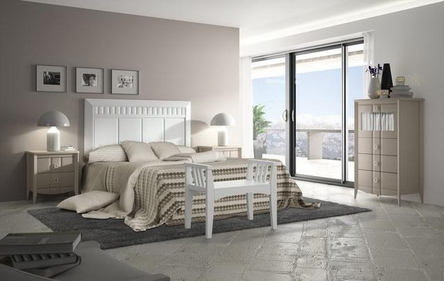 22 beige bedroom ideas to maximize coziness (19)