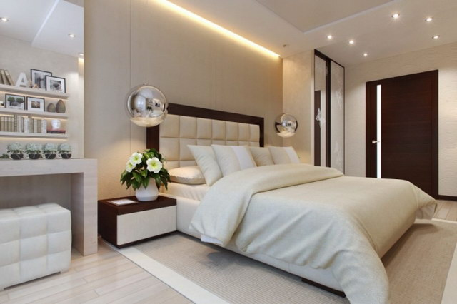 22 beige bedroom ideas to maximize coziness (2)